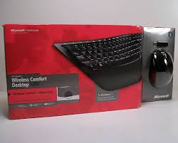 Microsoft Wireless lONG RANG keyboard & mouse combo